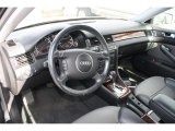 2002 Audi Allroad Interiors
