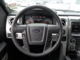 2013 Ford F150 FX4 SuperCrew 4x4 Steering Wheel