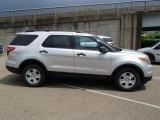 2013 Ingot Silver Metallic Ford Explorer FWD #81403437