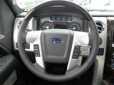 2013 Ford F150 Platinum SuperCrew 4x4 Steering Wheel