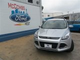 2013 Ingot Silver Metallic Ford Escape SEL 2.0L EcoBoost #81403344