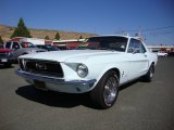 1968 Ford Mustang Coupe Data, Info and Specs