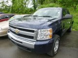 2009 Chevrolet Silverado 1500 Imperial Blue Metallic