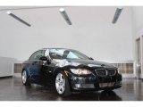 2009 Black Sapphire Metallic BMW 3 Series 335i Convertible #81403626