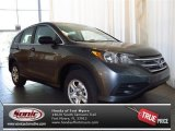 2013 Polished Metal Metallic Honda CR-V LX #81403318