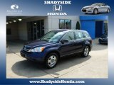 2010 Royal Blue Pearl Honda CR-V LX AWD #81455131