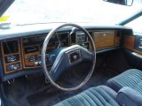 1985 Cadillac Eldorado Interiors