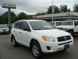 2011 Super White Toyota RAV4 I4 4WD #81455314