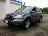 2011 Polished Metal Metallic Honda CR-V EX-L 4WD #81455719