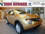 2013 Atomic Gold Nissan Juke SL AWD #81455517