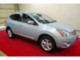 2013 Frosted Steel Nissan Rogue SV #81455209
