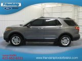2011 Sterling Grey Metallic Ford Explorer XLT 4WD #81455118