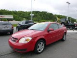 2007 Victory Red Chevrolet Cobalt LT Coupe #81455412