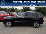 2014 Black Forest Green Pearl Jeep Grand Cherokee Limited 4x4 #81455185