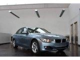 2013 Liquid Blue Metallic BMW 3 Series 328i Sedan #81455408