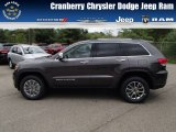 2014 Granite Crystal Metallic Jeep Grand Cherokee Limited 4x4 #81455183