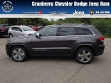 2014 Granite Crystal Metallic Jeep Grand Cherokee Overland 4x4 #81455179