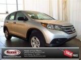 2013 Alabaster Silver Metallic Honda CR-V LX #81455000