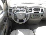 2008 Dodge Ram 1500 Big Horn Edition Quad Cab 4x4 Dashboard