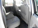2008 Dodge Ram 1500 Big Horn Edition Quad Cab 4x4 Rear Seat