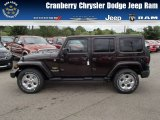 2013 Rugged Brown Pearl Jeep Wrangler Unlimited Sahara 4x4 #81455175
