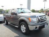 2011 Sterling Grey Metallic Ford F150 XLT SuperCab #81455096