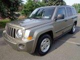 2007 Jeep Patriot Light Khaki Metallic