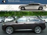 2013 Fire Agate Pearl Lexus RX 450h AWD #81455279