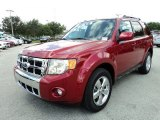 2010 Ford Escape Limited V6 Data, Info and Specs