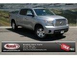 2013 Silver Sky Metallic Toyota Tundra Limited CrewMax 4x4 #81454970