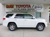 2013 Blizzard White Pearl Toyota 4Runner SR5 4x4 #81455069