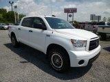 2012 Super White Toyota Tundra TRD Rock Warrior CrewMax 4x4 #81455561