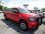 2013 Radiant Red Toyota Tundra TRD Rock Warrior Double Cab 4x4 #81455557