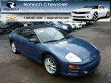 2003 Flash Blue Pearl Mitsubishi Eclipse Spyder GTS #81455636