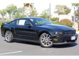2011 Ebony Black Ford Mustang GT/CS California Special Coupe #81455039