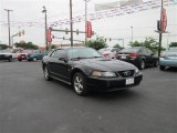 2002 Black Ford Mustang V6 Coupe #81502335