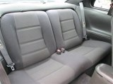 2002 Ford Mustang V6 Coupe Rear Seat