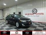 2012 Attitude Black Metallic Toyota Camry XLE #81502334