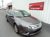 2010 Sterling Grey Metallic Ford Fusion SEL #81502557