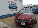 2013 Ruby Red Metallic Ford Fusion SE 1.6 EcoBoost #81520022