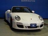 2012 Carrara White Porsche 911 Carrera GTS Cabriolet #81519998