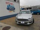 2013 Ingot Silver Metallic Ford Fusion SE #81520021
