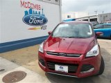 2013 Ruby Red Metallic Ford Escape SEL 1.6L EcoBoost #81520034
