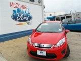 2013 Race Red Ford Fiesta SE Sedan #81520026