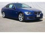 2008 Montego Blue Metallic BMW 3 Series 335i Coupe #81524720