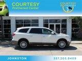 2010 White Opal Buick Enclave CXL #81524660