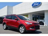 2013 Ruby Red Metallic Ford Escape SE 2.0L EcoBoost #81524716