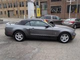 2011 Sterling Gray Metallic Ford Mustang V6 Convertible #81524680
