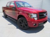 2013 Ruby Red Metallic Ford F150 FX2 SuperCrew #81524745