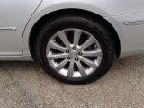 Hyundai Azera 2010 Wheels and Tires